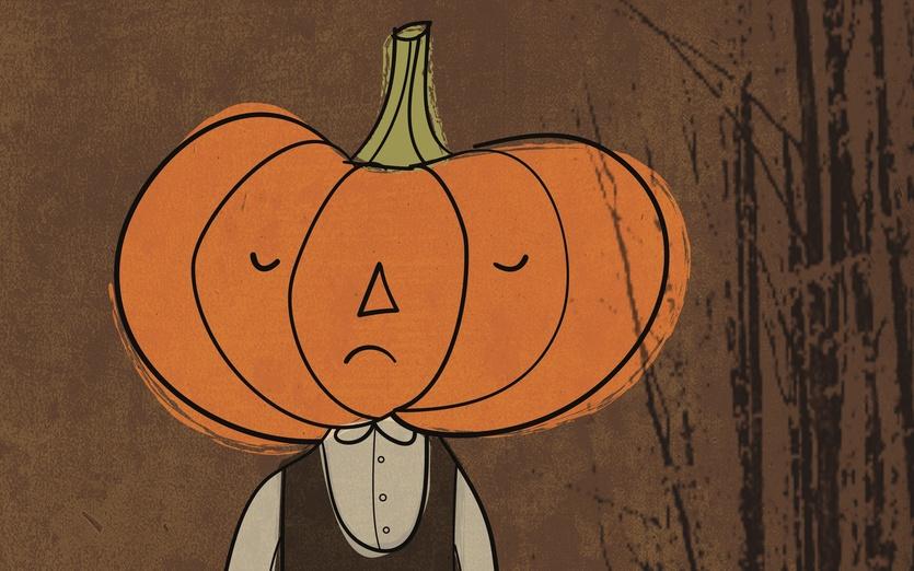 pumpkin girl by dwell deep on storybird
