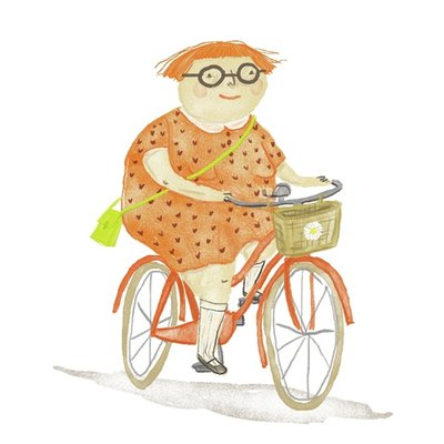 Quirky Cyclist