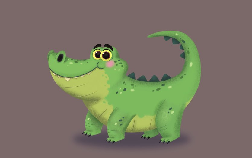 - alligator, animal, children, coccodrillo, crocodile, cute