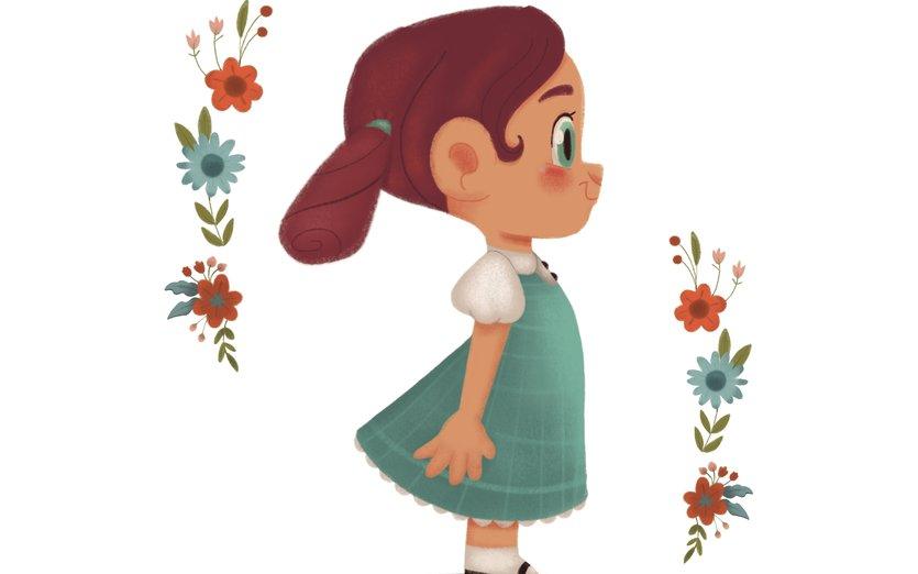 - cute, cutie, fairytale, girl, redhead