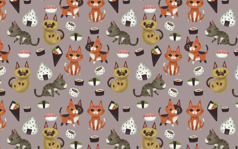 - animal, cat, cats, cute, kawaii, maki, nihon