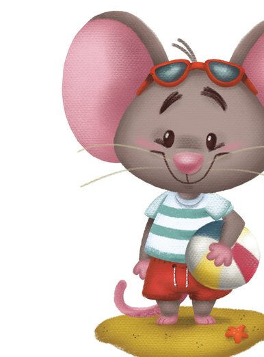 Summer Mouse