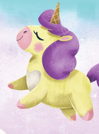Unicorn's dream