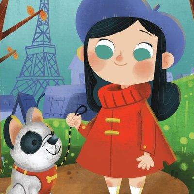 Jolie fille a Paris