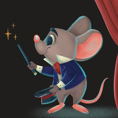 Magician mouse