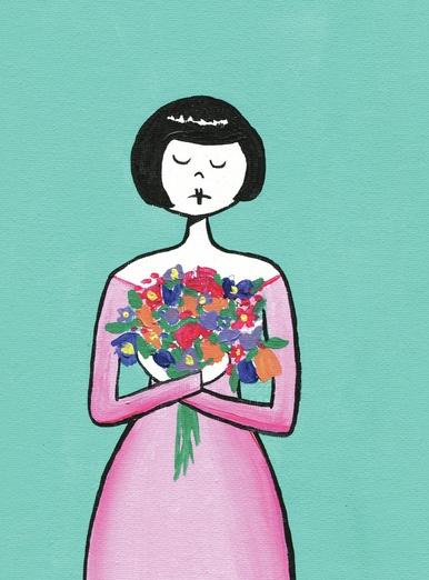 pleasant bouquet