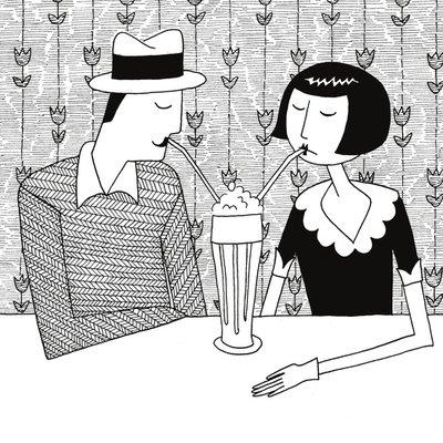 Sharing a shake