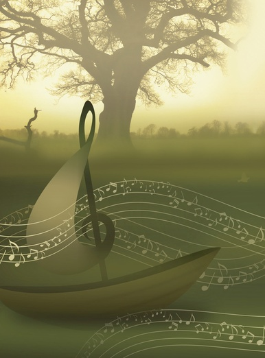 River Of Music By Franzi On Storybird