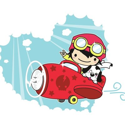 My plane!