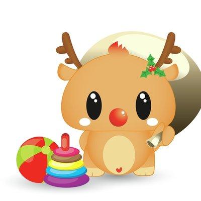 Reindeer Santa!