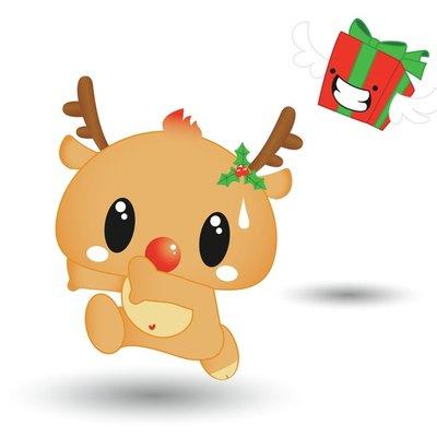 Run Reindeer!