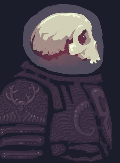 Skully the Spaceknight