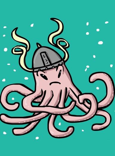 Viking Octopus
