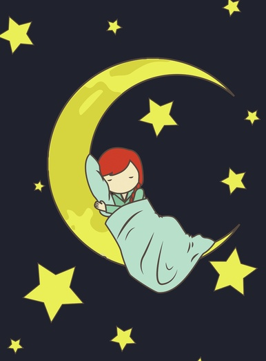 Moon Bed By Imaginary Paperboat On Storybird