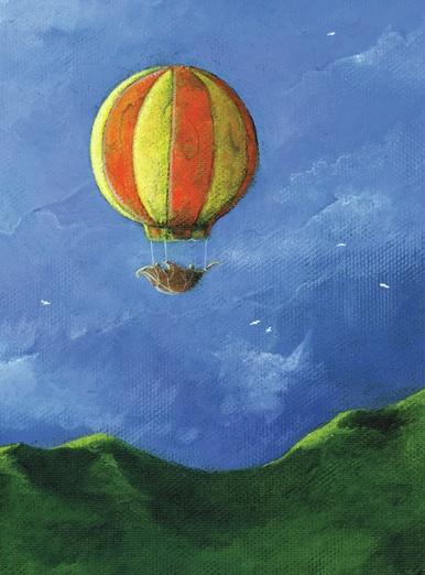 Sailing the Skies