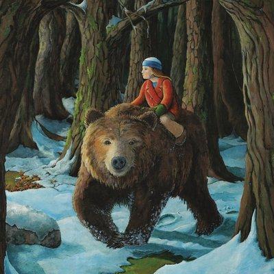 Ellen and the Bear II