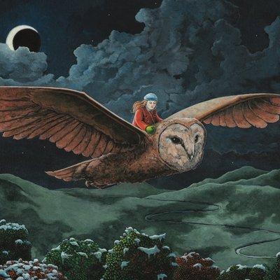 Ellen and the Owl