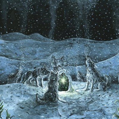 Ellen and the Winter Wolves