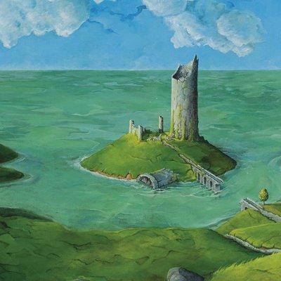 The Island Ruin