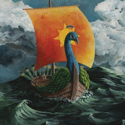 The Voyage of the Peacock