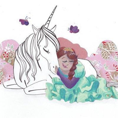 Shiny Unicorn & Friend