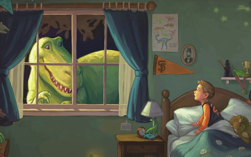 Bedtime Stories For My Little Brother By Glass Seahorse On