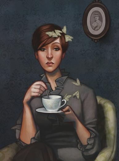 Tea and Moths