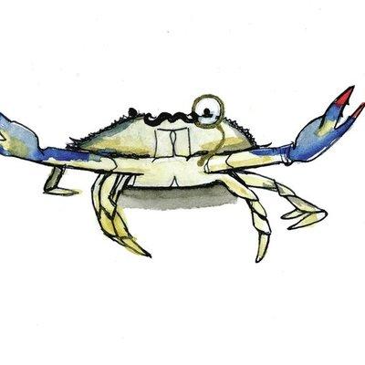 Posh crab