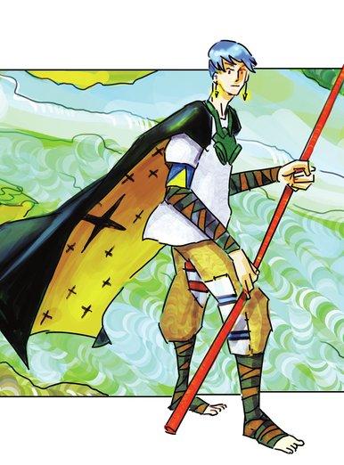 Ashkii - Sky Pirate