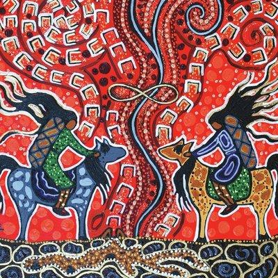 Horsewomen
