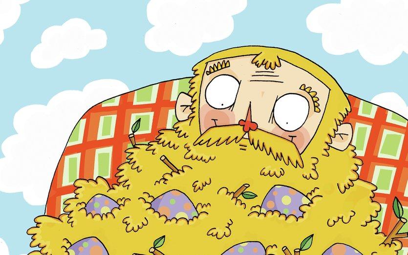 - beard, birds, eggs, hair, nature
