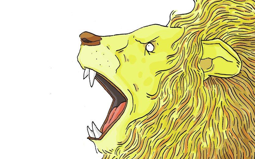 - animal, cat, lion, nature, roar, roaring, wild