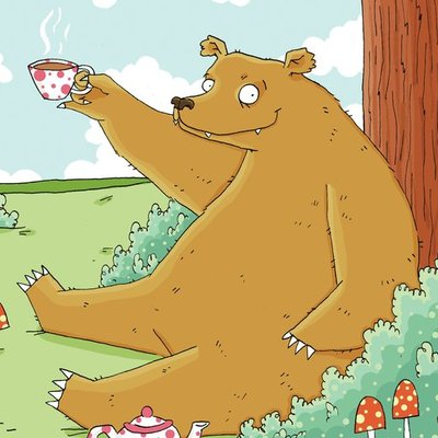 Bear's Tea Part