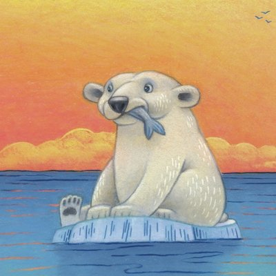 Floating Bears