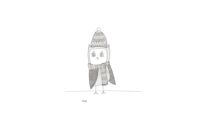 - adorable, adorbs, animal, bird, cold, cute, cutie