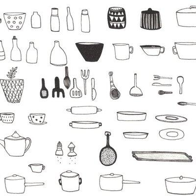 kitchen props