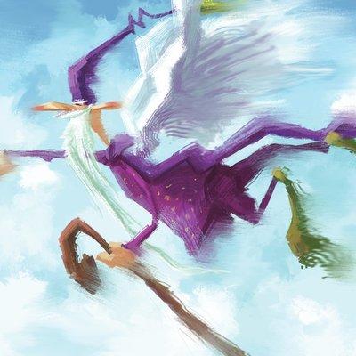 Archangel mage