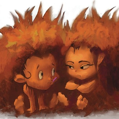 Hairy Kids