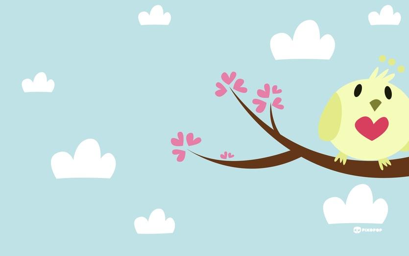 - adorable, adorbs, big, bird, bloom, blue, branches