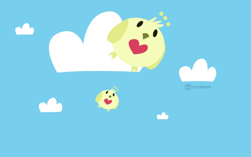 - adorable, adorbs, blue, characters, cloud, clouds, colored