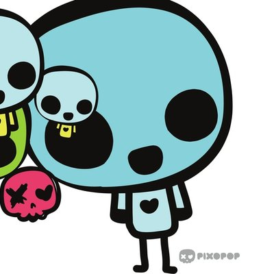 bubble heads