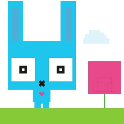 bunny squared