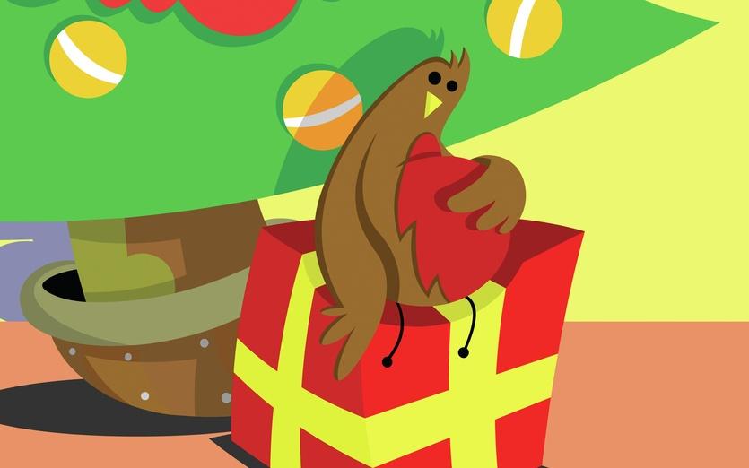 - adorable, animal, brightcolored, brightcolors, brown, cartoon, cartoony