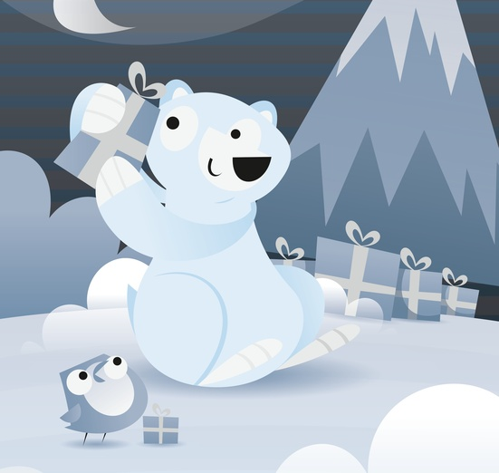 - adorable, bear, bird, black, blue, cartoon, cartoony