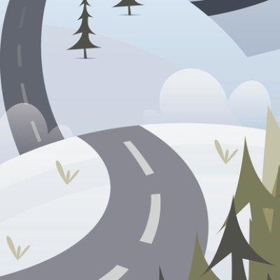 Snow Landscape 2