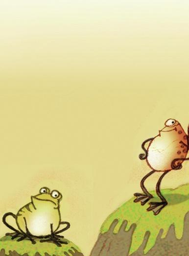 Frog meet