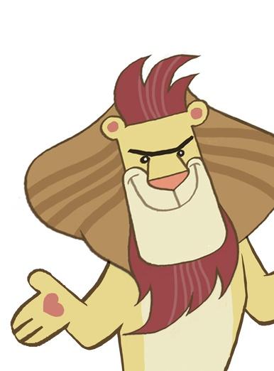 Lion Lovable