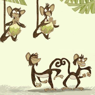 Monkey Samba