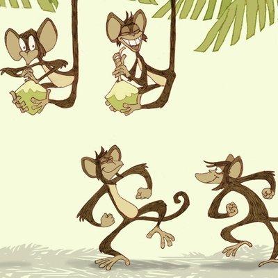 Monkey Samba 2