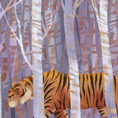 Stripes & woods